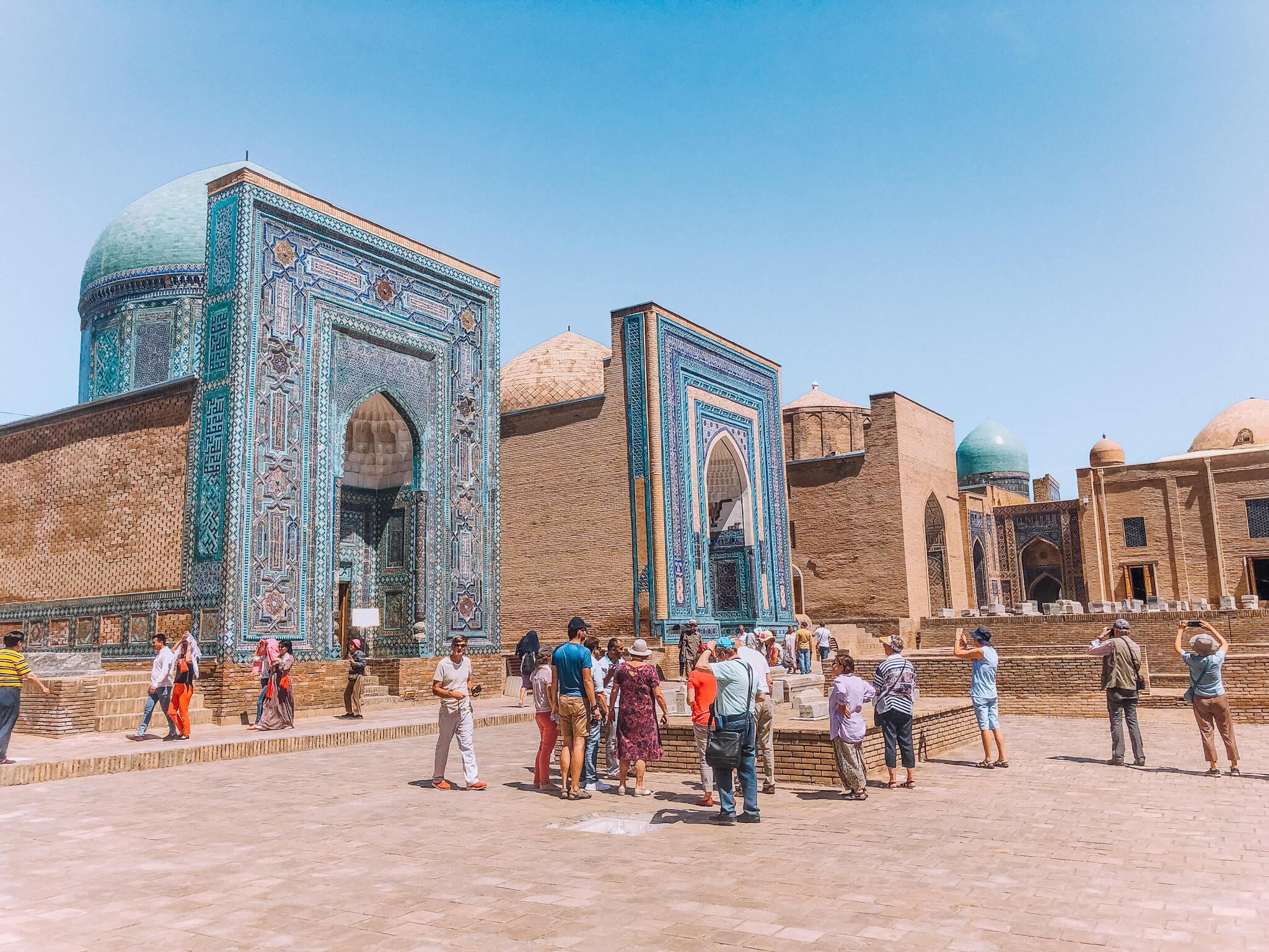 Marvelous Shah-I-Zinda