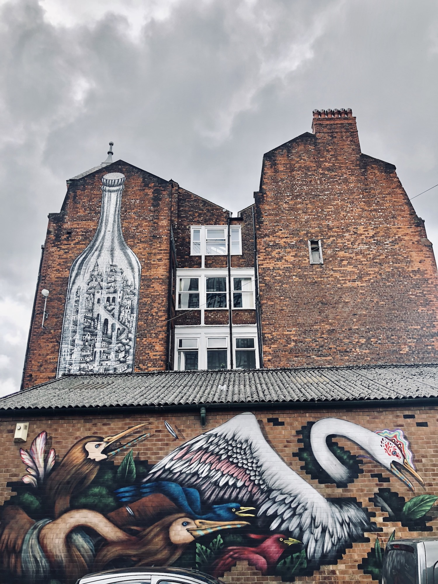 manchester street art