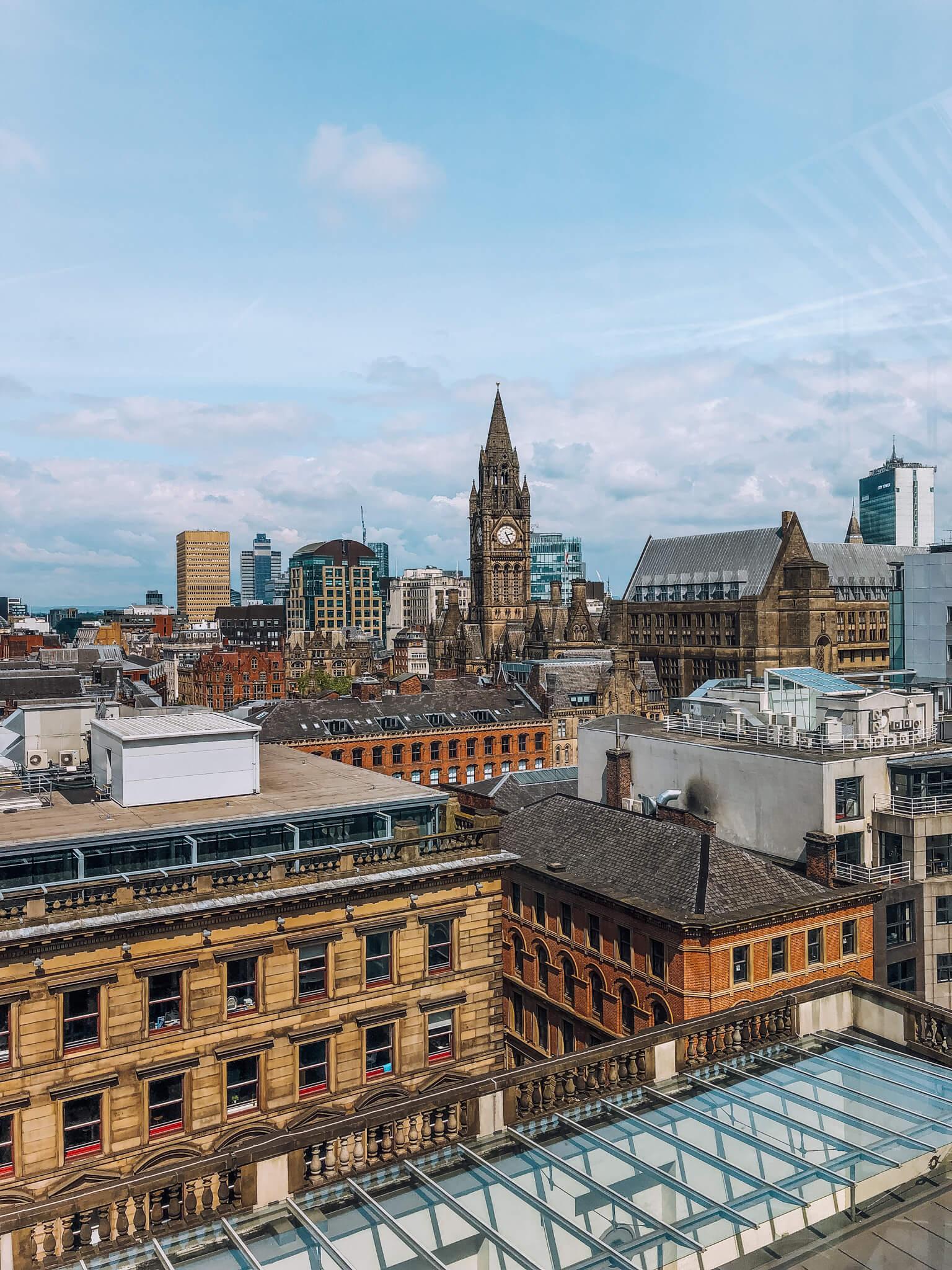 View Radisson Blu Manchester