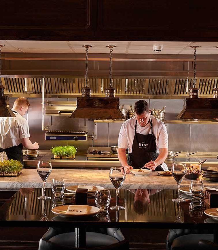 grand york rise restaurant