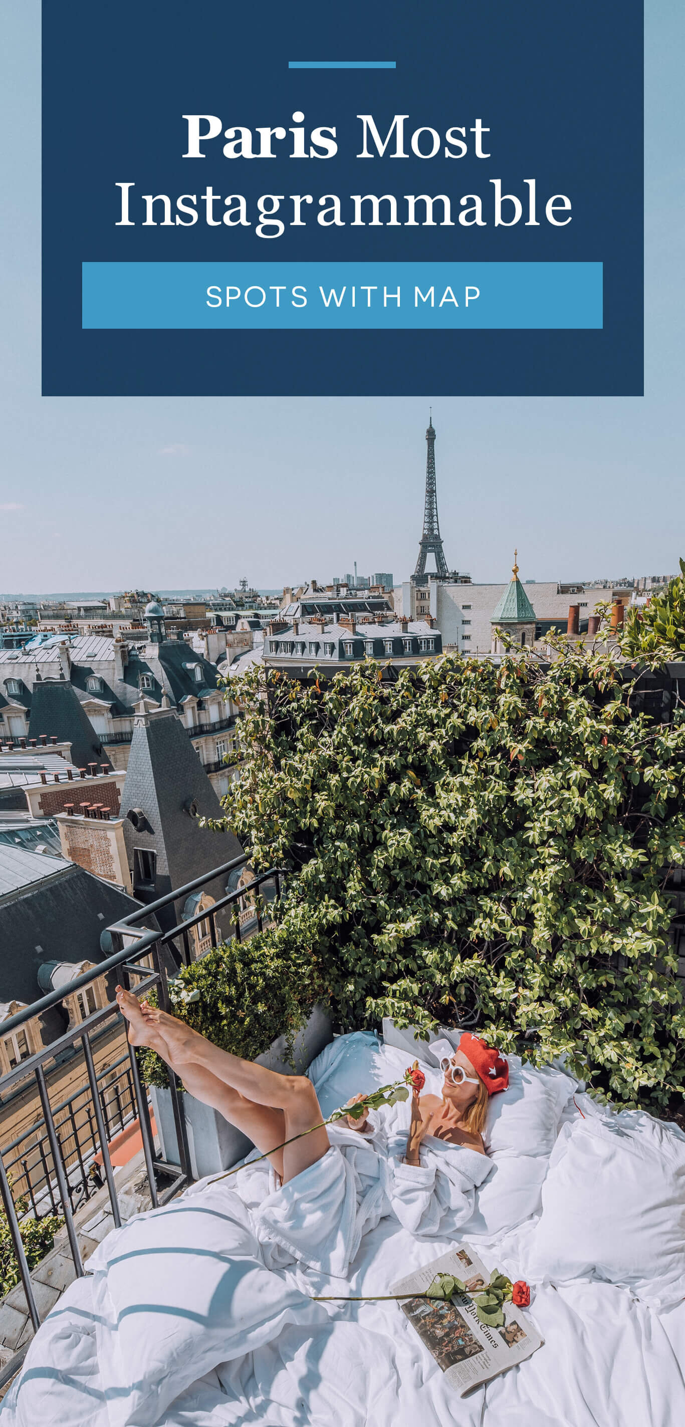 instagrammable places in paris
