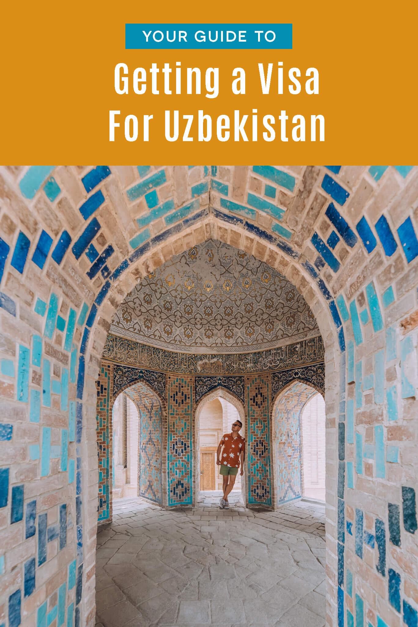 Uzbekistan Visa USA