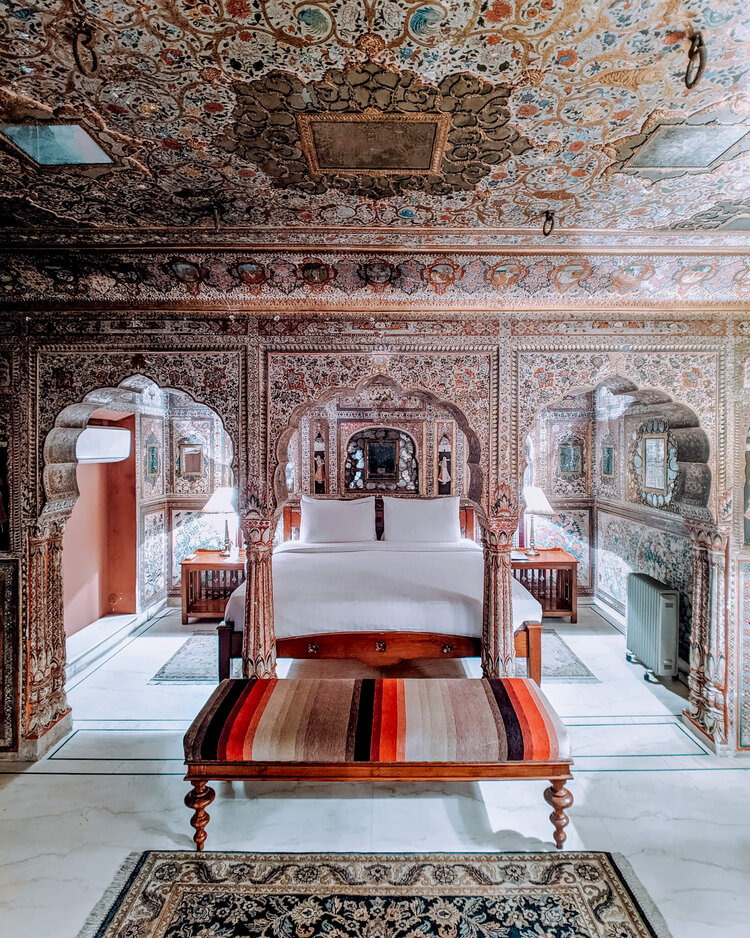 samode haveli suite