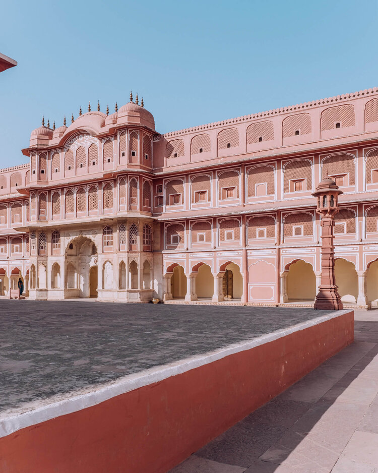 city palace jaipur pink city