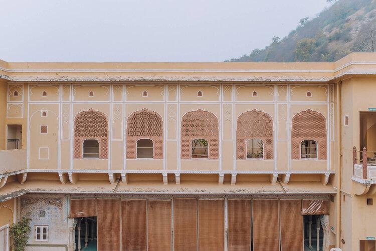 samode palace hotel jaipur