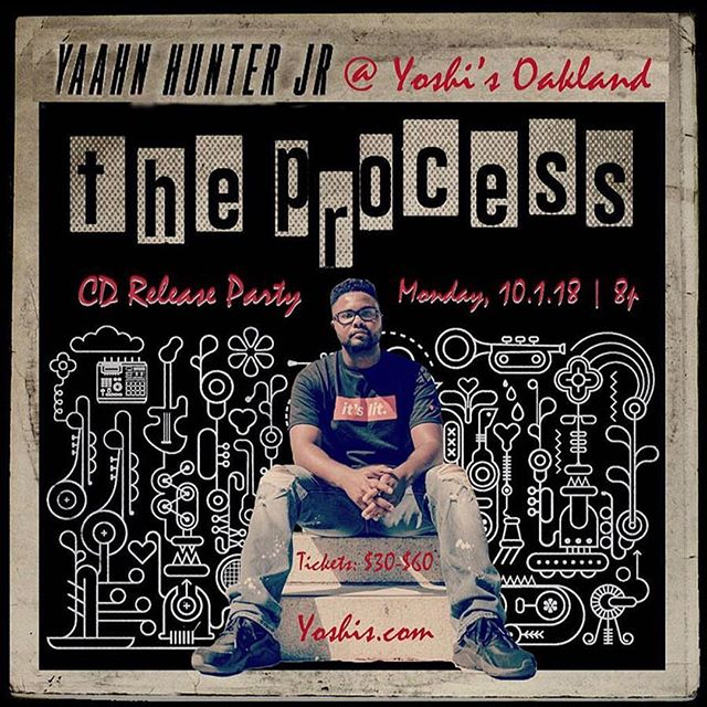 THE PROCESS | You're not gonna want to miss this! A little over a week away🙈Come out an experience The Process!@yhuntermusic @yaahnhunterjr @yoshisoakland The creator, the music,testimony, artists and the masterpiece... it's gonna be fire!!! It's October 1st🔥❤️🙌🏾 #realmusic #music #gospelmusic #jazz #hiphop #urban #R&B #lovemusic #christ #christianmusic @cmajorldb @jgxredletter @philfreemusic @s0blu3 and much more!!!