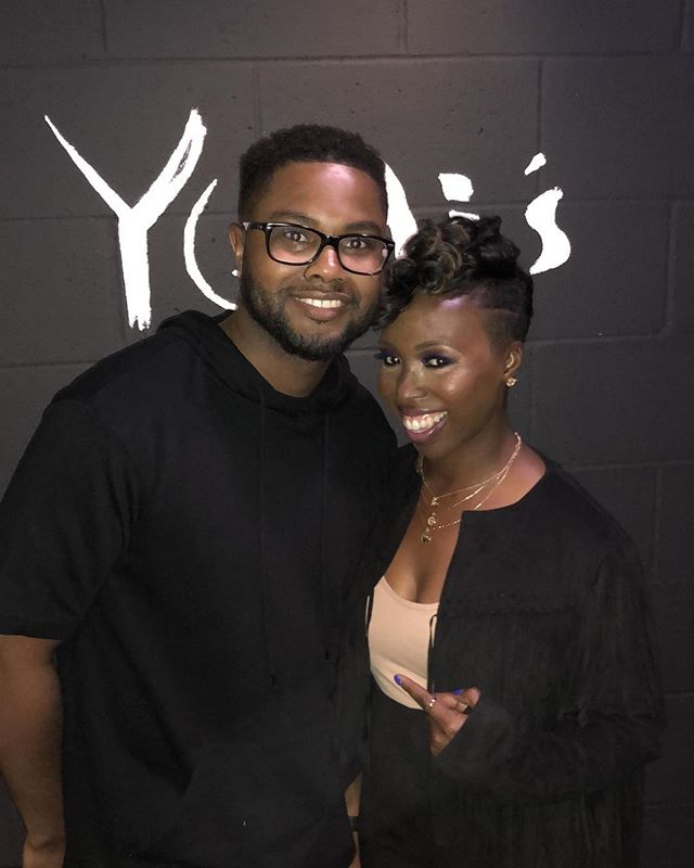YOSHIS | What an experience this night was with this guy and my dope artists fam!! @yhuntermusic Never put up any photos or videos... @cmajorldb @philfreemusic @s0blu3 @aliya__hall #realmusic #music #gospelmusic #jazz #hiphop #urban #R&B #lovemusic #christ #christianmusic #newalbum #theprocess