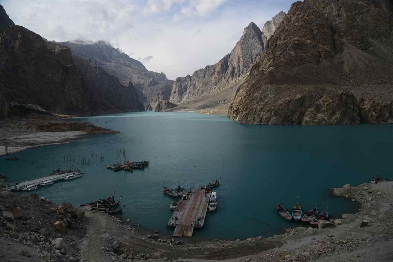 Attabad Lake (Upper Hunza)