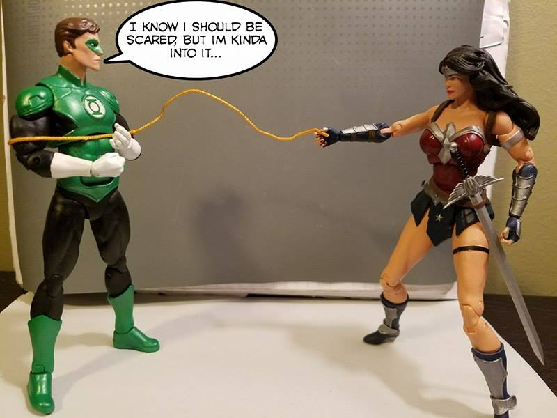 The Open lasso, didn't look good to me at first, but it works.