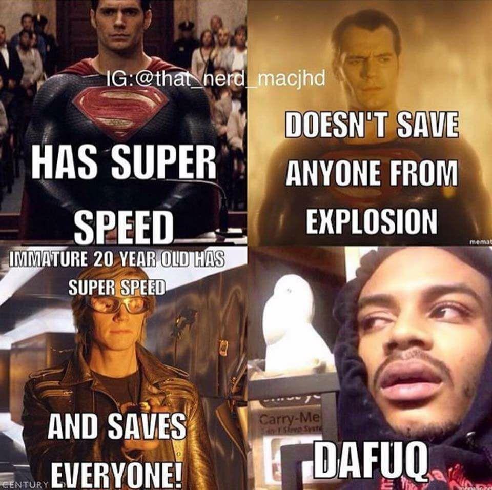 meme mcu quicksilver over superman.jpg