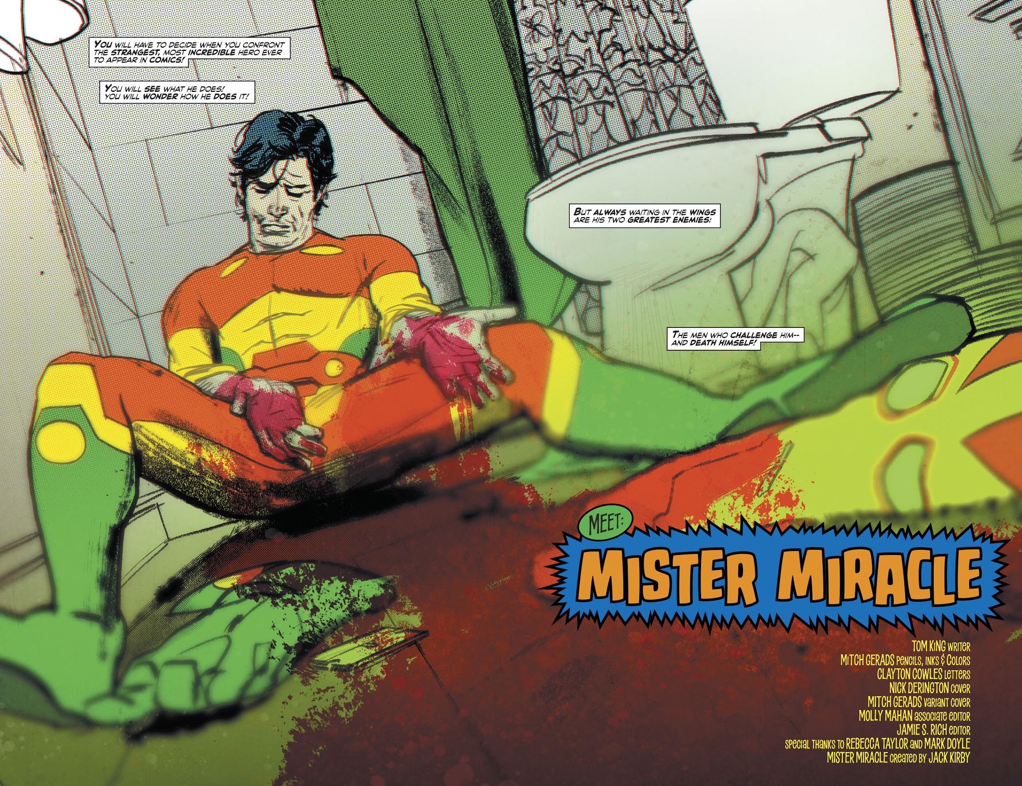 Aliens in Metropolis [J'Onn] - Page 2 Mister+Miracle+%231+2