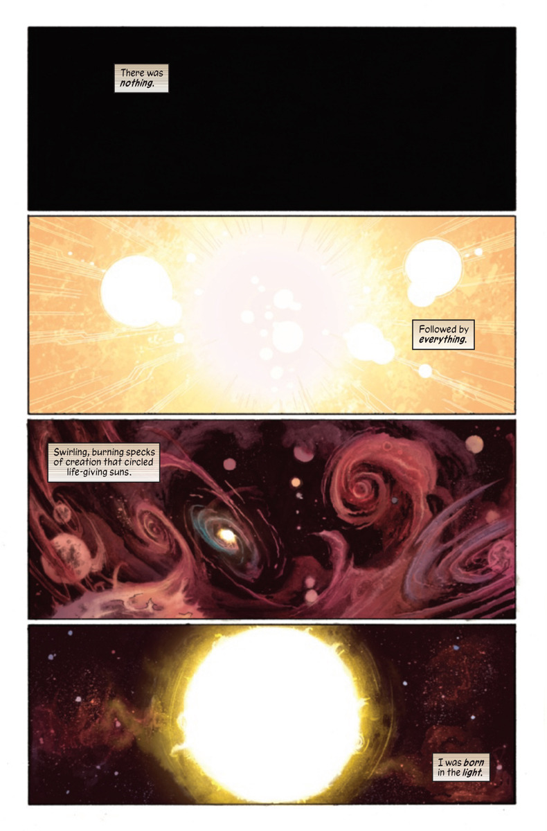 S.H.I.E.L.D. by Hickman and Weaver #6, art by Dustin Weaver and Sonia Oback