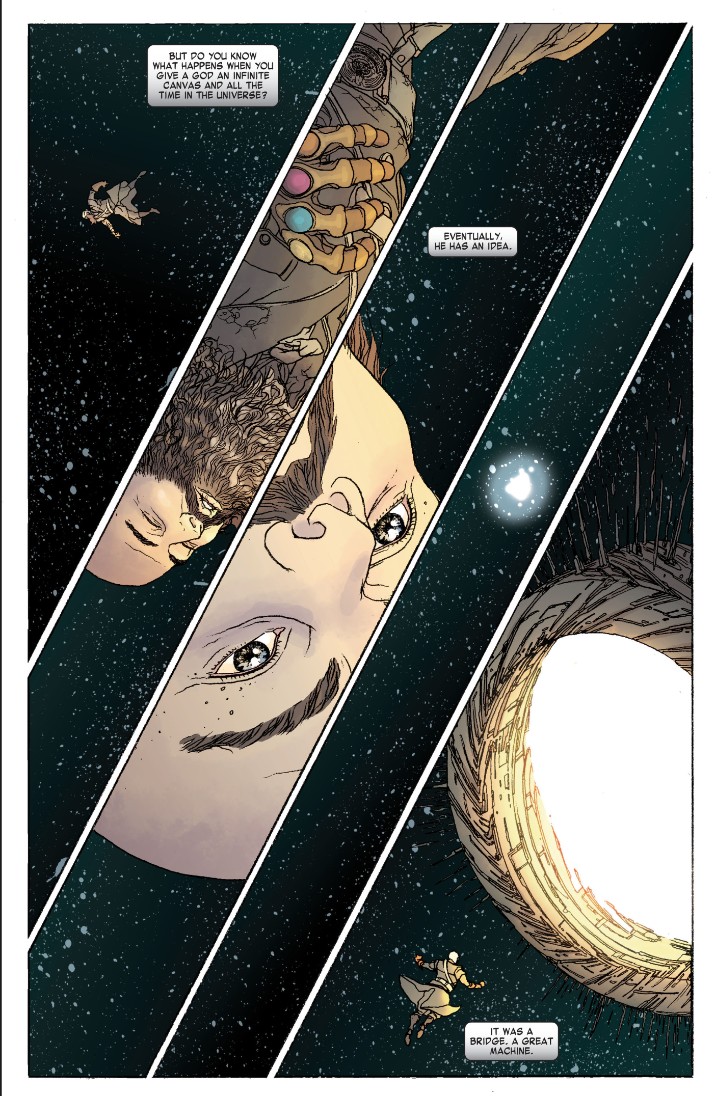Fantastic Four 605.1 Nazi Reed in the void of his universe.png