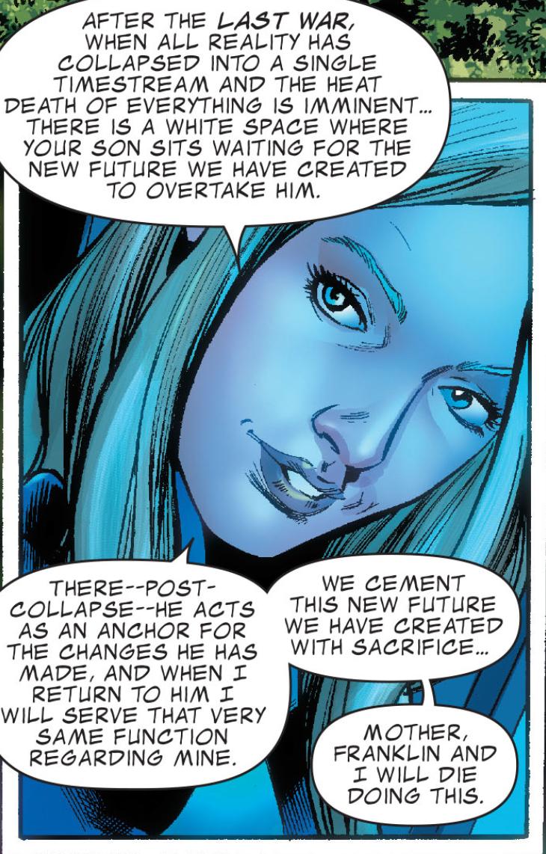 Fantastic Four #582, art by Neil Edwards, Scott Hanna, and Paul Mounts
