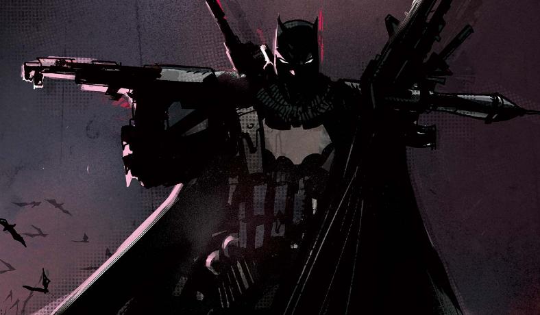 Batman Who Laughs Grim Knight 1