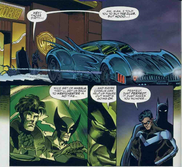 Wolverine and Gambit jack the Batmobile.png