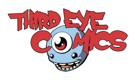 Third Eye Comics has locations in Annapolis MD, and Richmond VA. Image credit: thirdeyecomics.com
