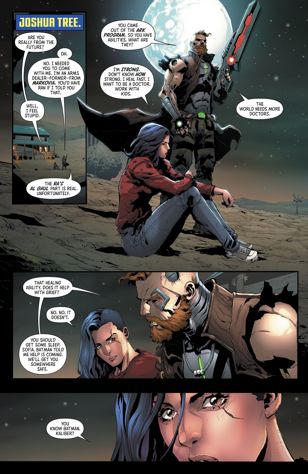 Batman And The Outsiders 2 Review You Dont Read Comics