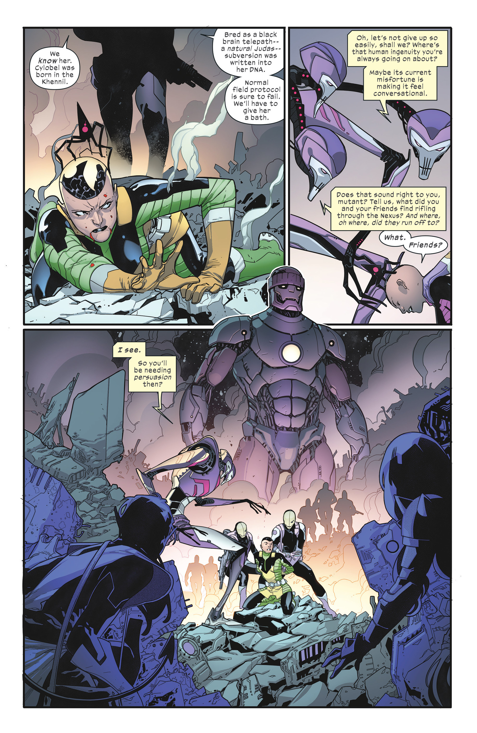 Not from  House Of X #1 , but still relevant.
