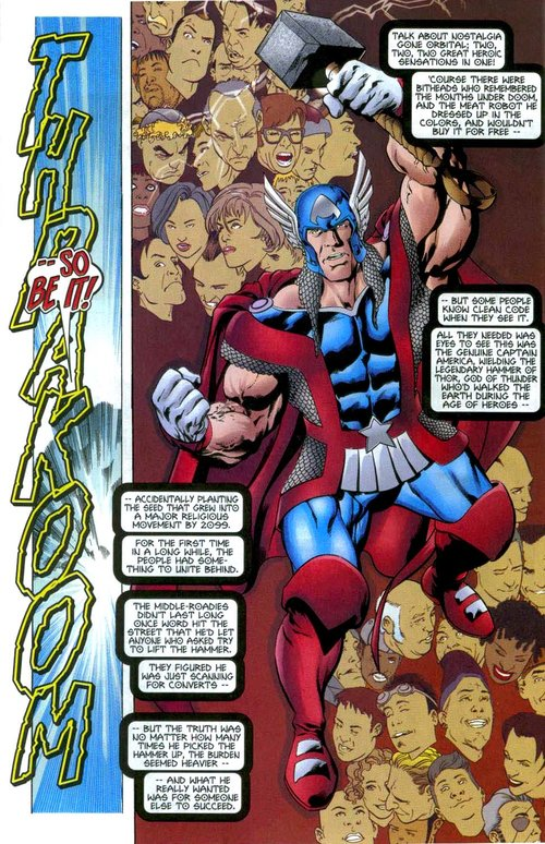 Marvel at 80: Marvel 2099, Part II — You Don't Read Comics