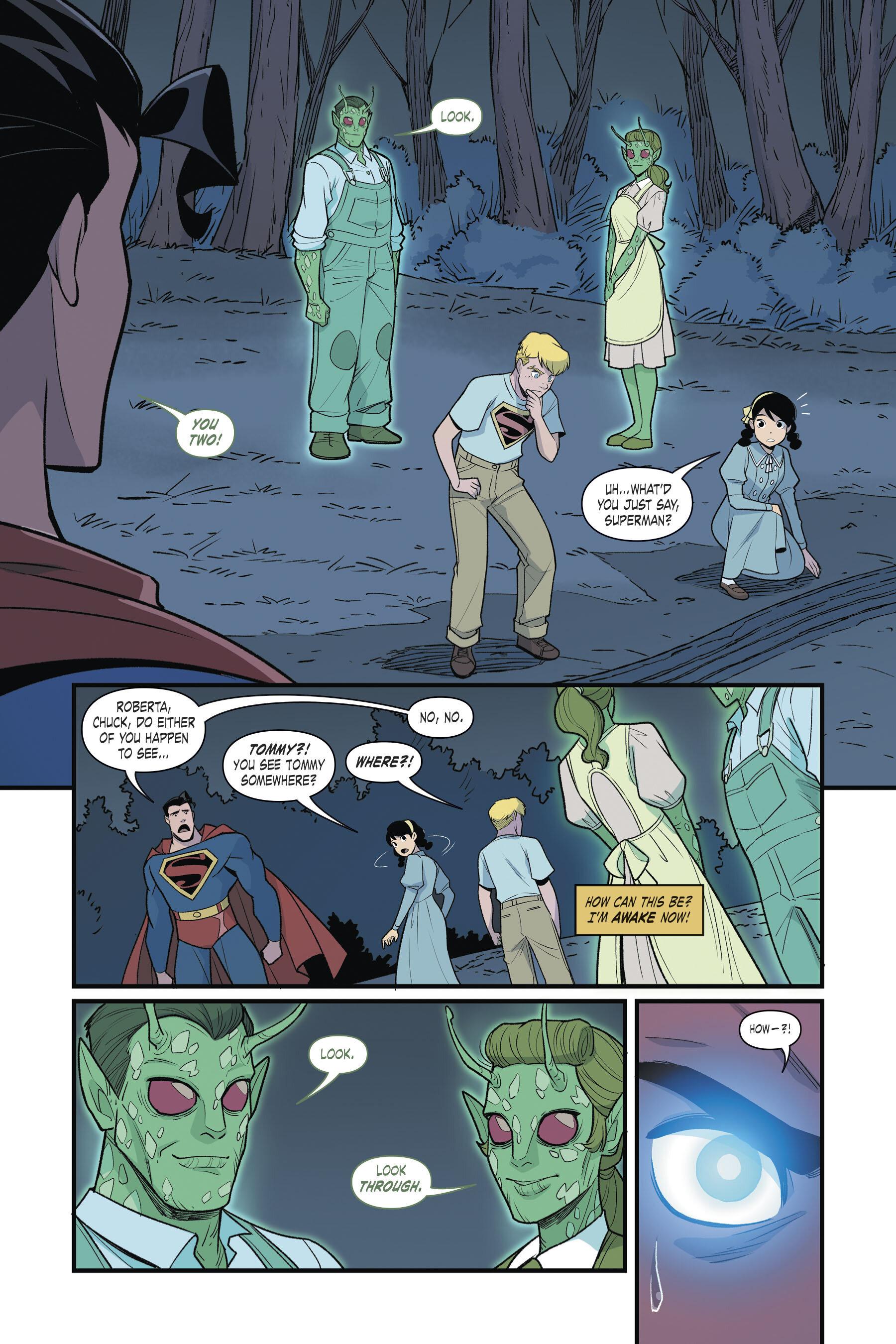 OF 3 SUPERMAN SMASHES THE KLAN #2