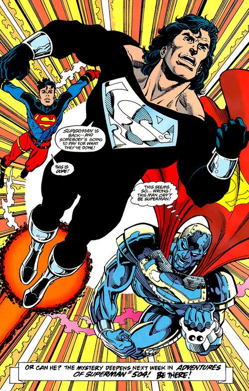 The Death Of Superman Retrospective Iv The Return Of Superman Comics History 101 You Don T Read Comics