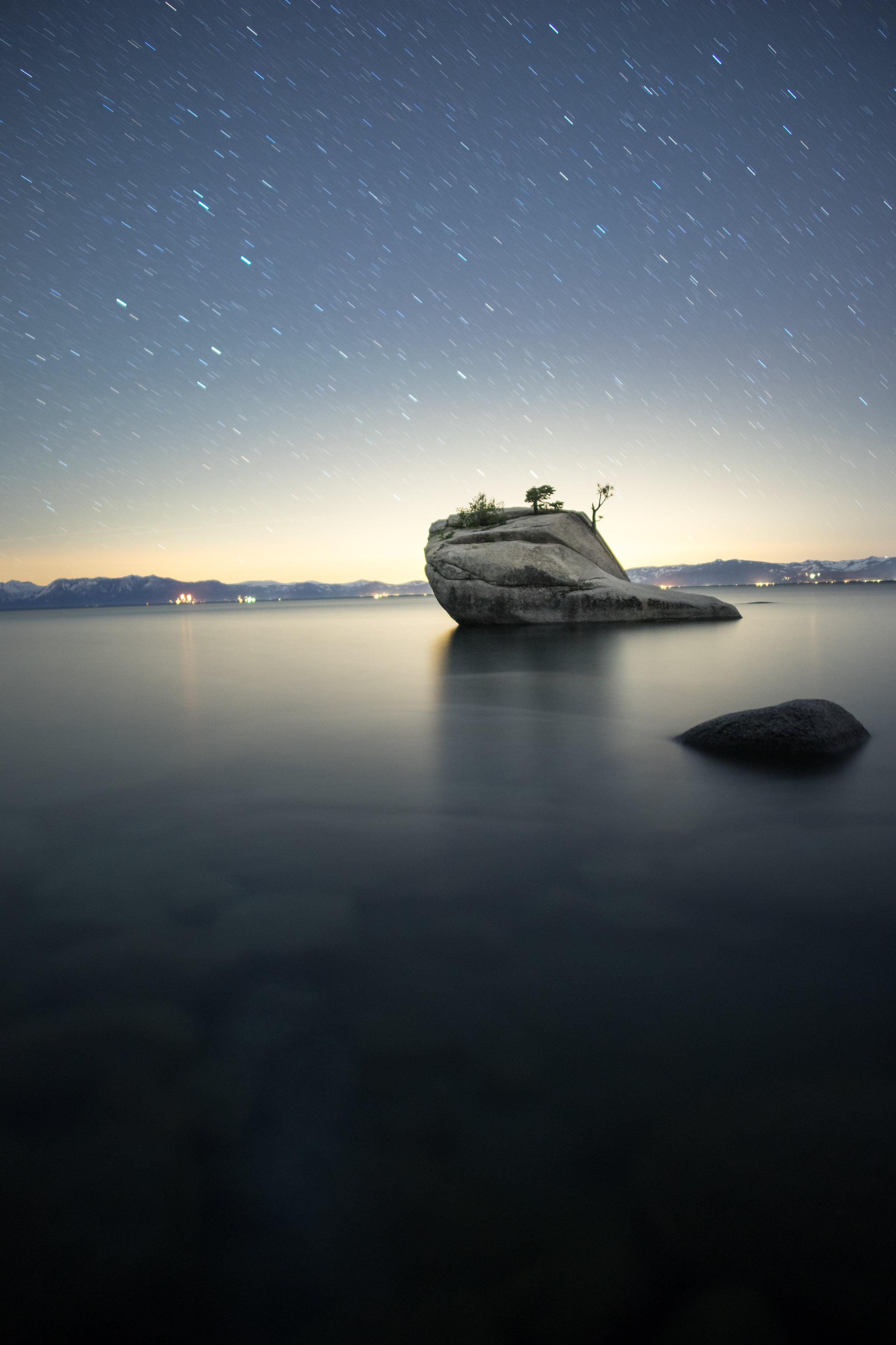 Bonsai Rock,Lake Tahoe [CA]