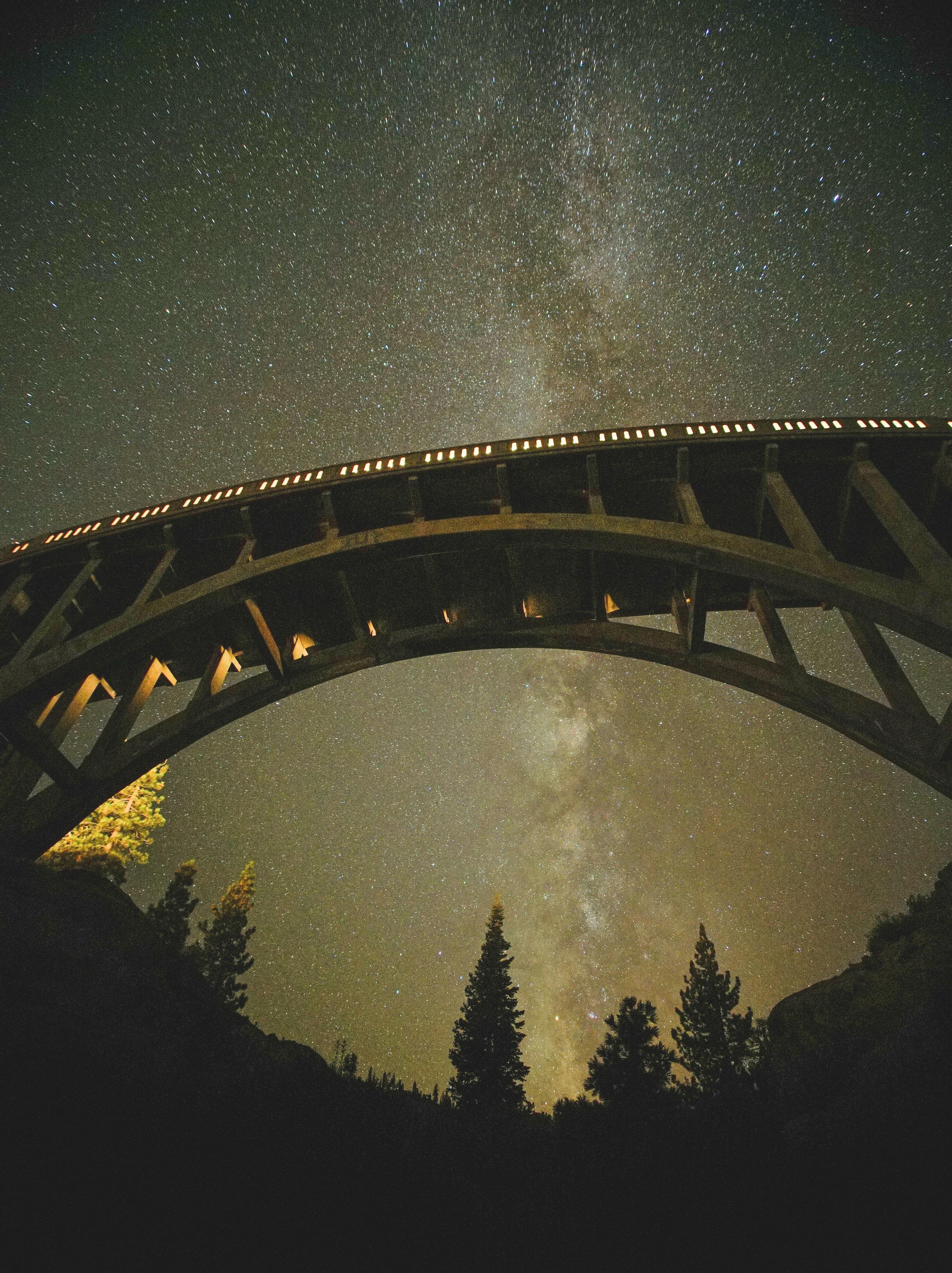 Donnor Bridge [Truckee, CA]