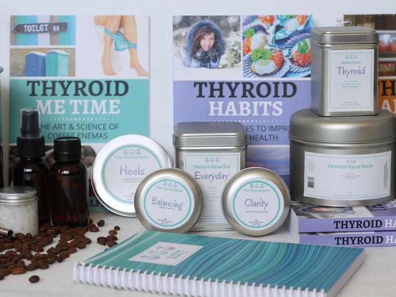 Thyroidschool.com/thyroid-books