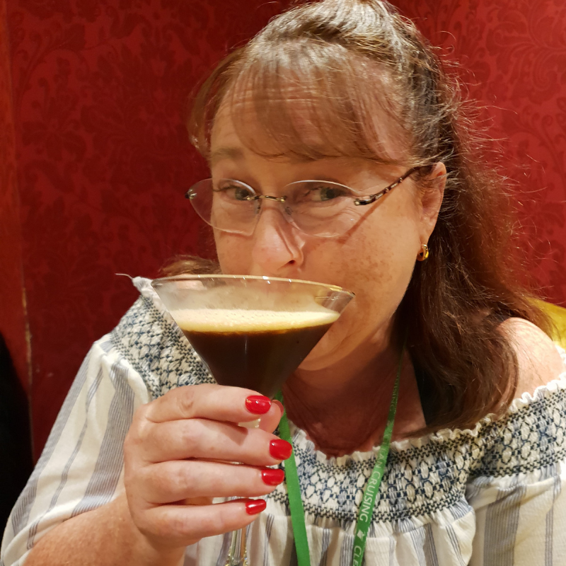 Espresso martini.... mmm