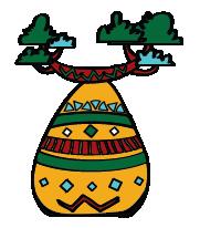 kitesurf madagascar sakalava diego kite hotel - Baobab Bungalow