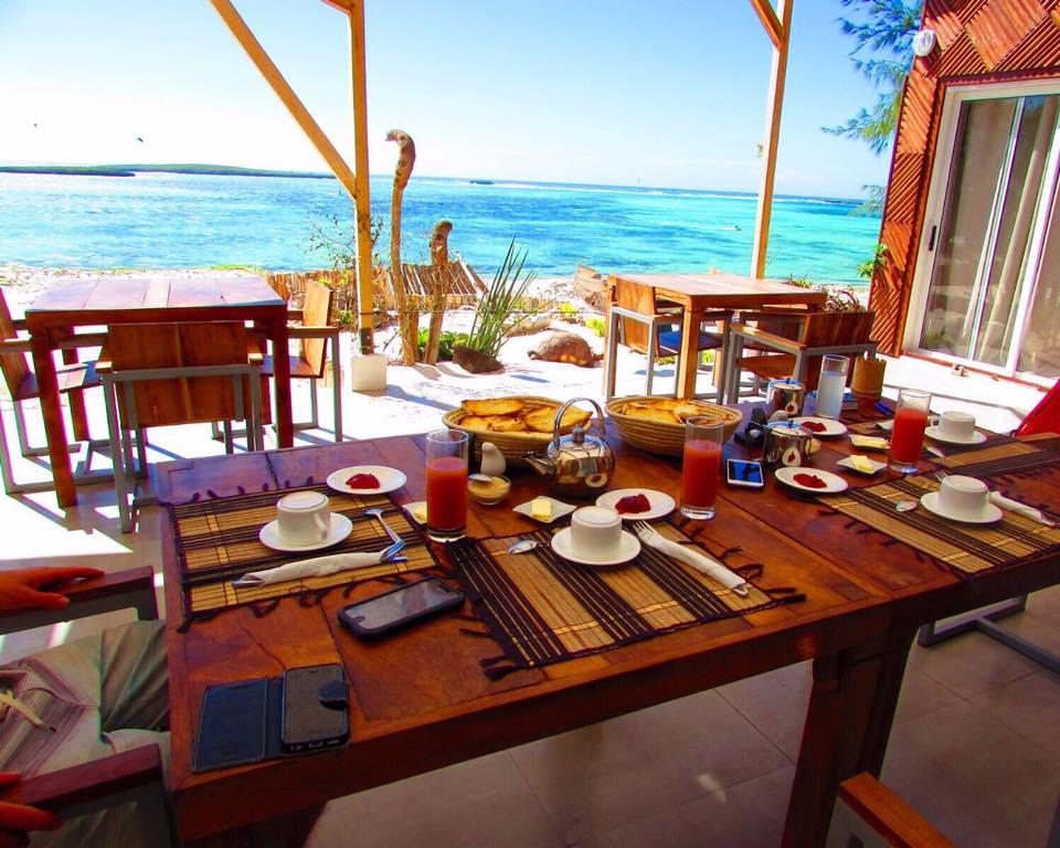 kitesurf madagascar sakalava diego kiteparadise breakfast