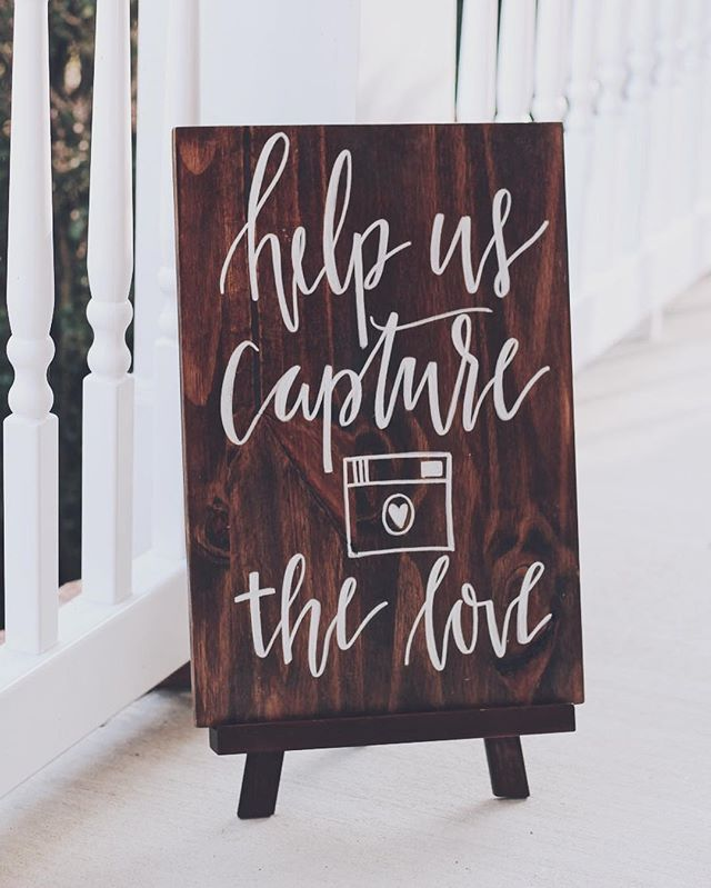 It's hard to believe we are already booking rental signage for Spring weddings and this is for sure one of our new favorite signs! Do you happen to know someone who is currently planning a wedding near the Chattanooga area? Tag them in the comments below to make sure they are aware of our sign rental options! It's an affordable way to ensure your big day includes all of those extra little details!