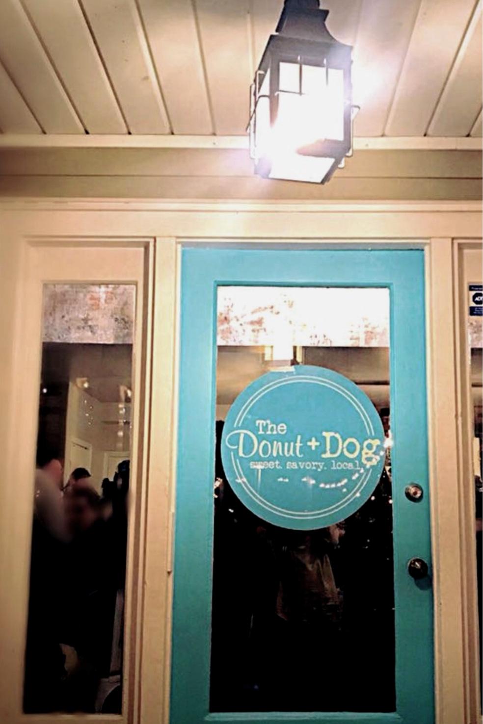 The Donut + Dog Restaurant