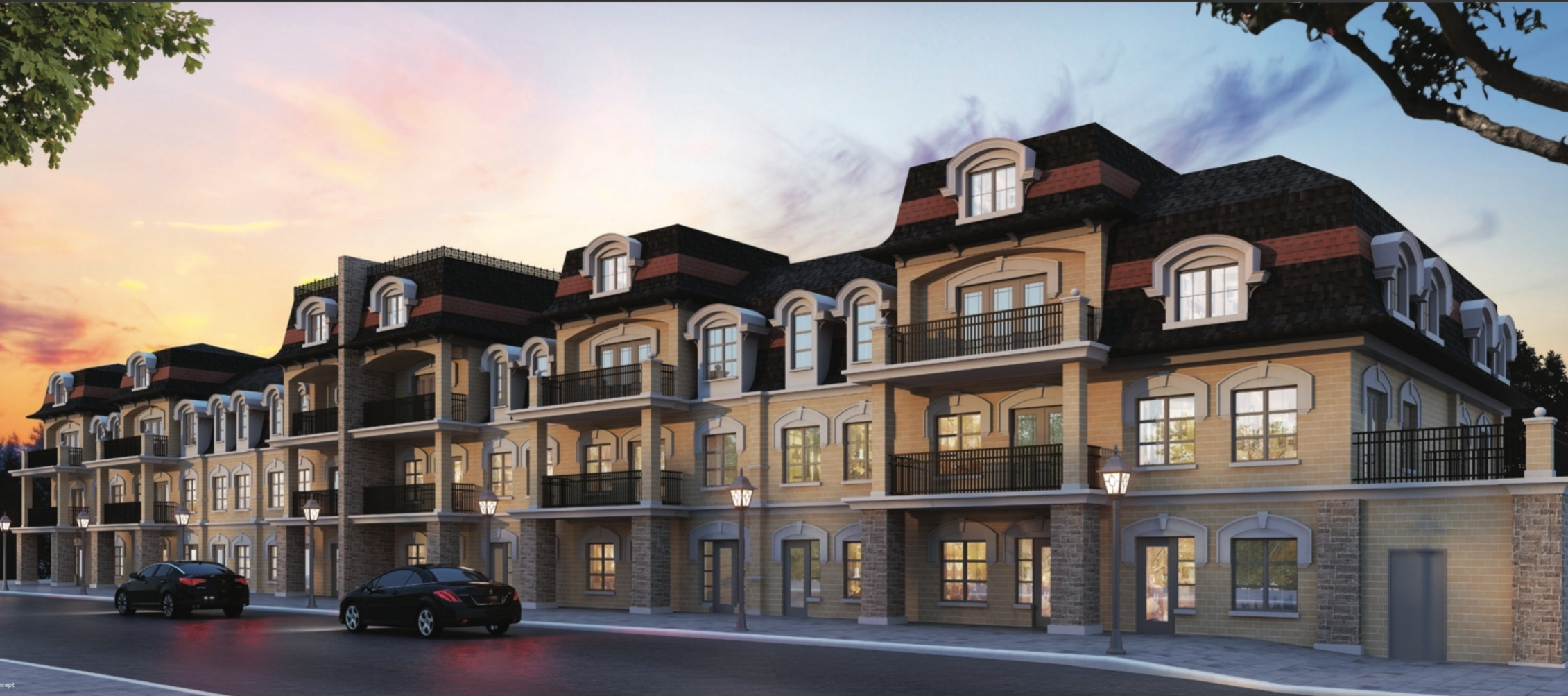Prince George Landing Rear Render