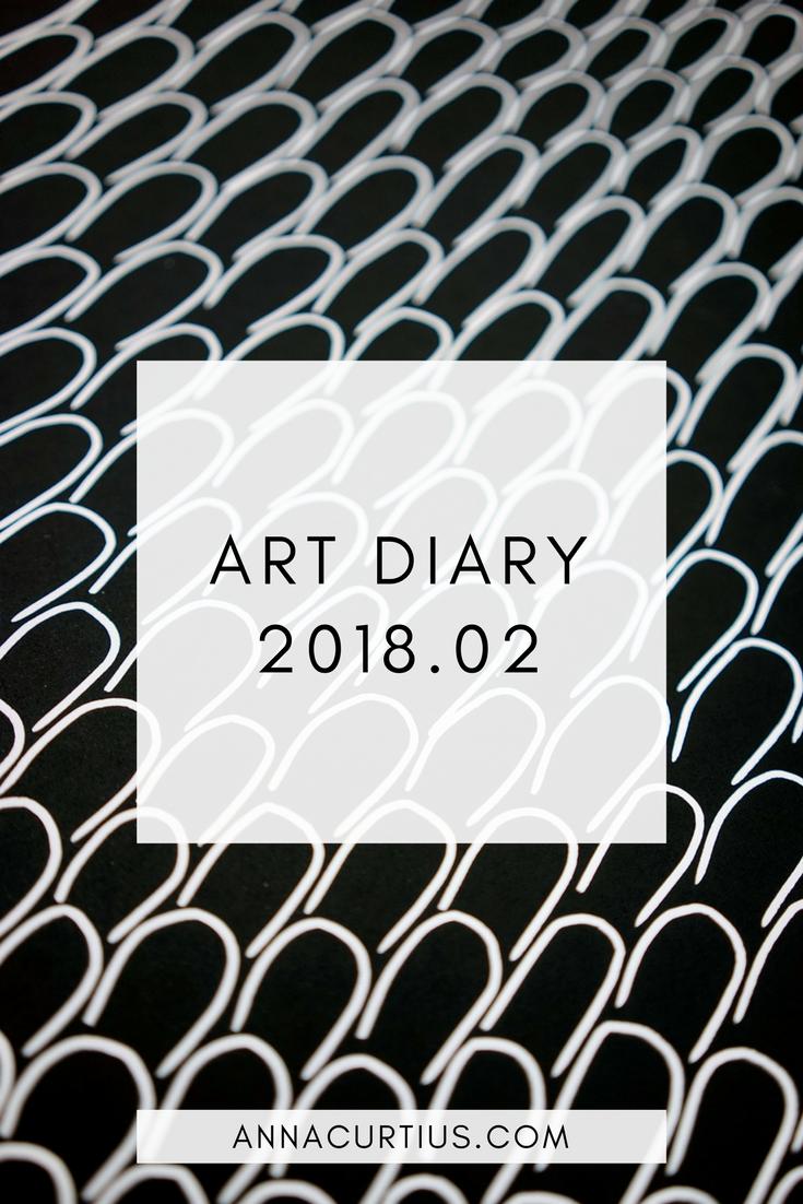 Art Diary 2018.02