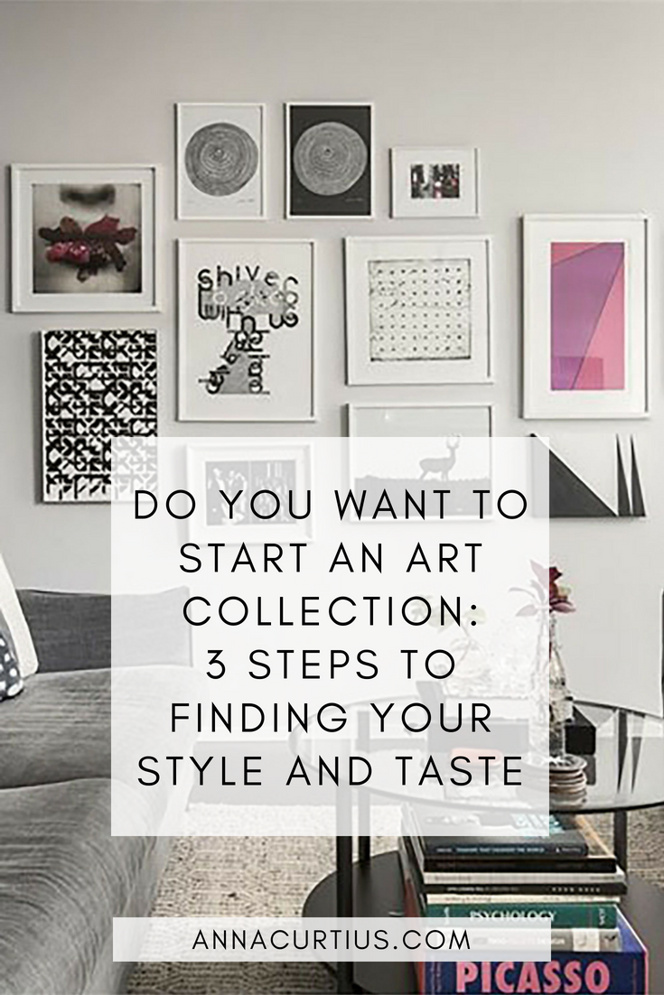 Do you want to start an art collection?