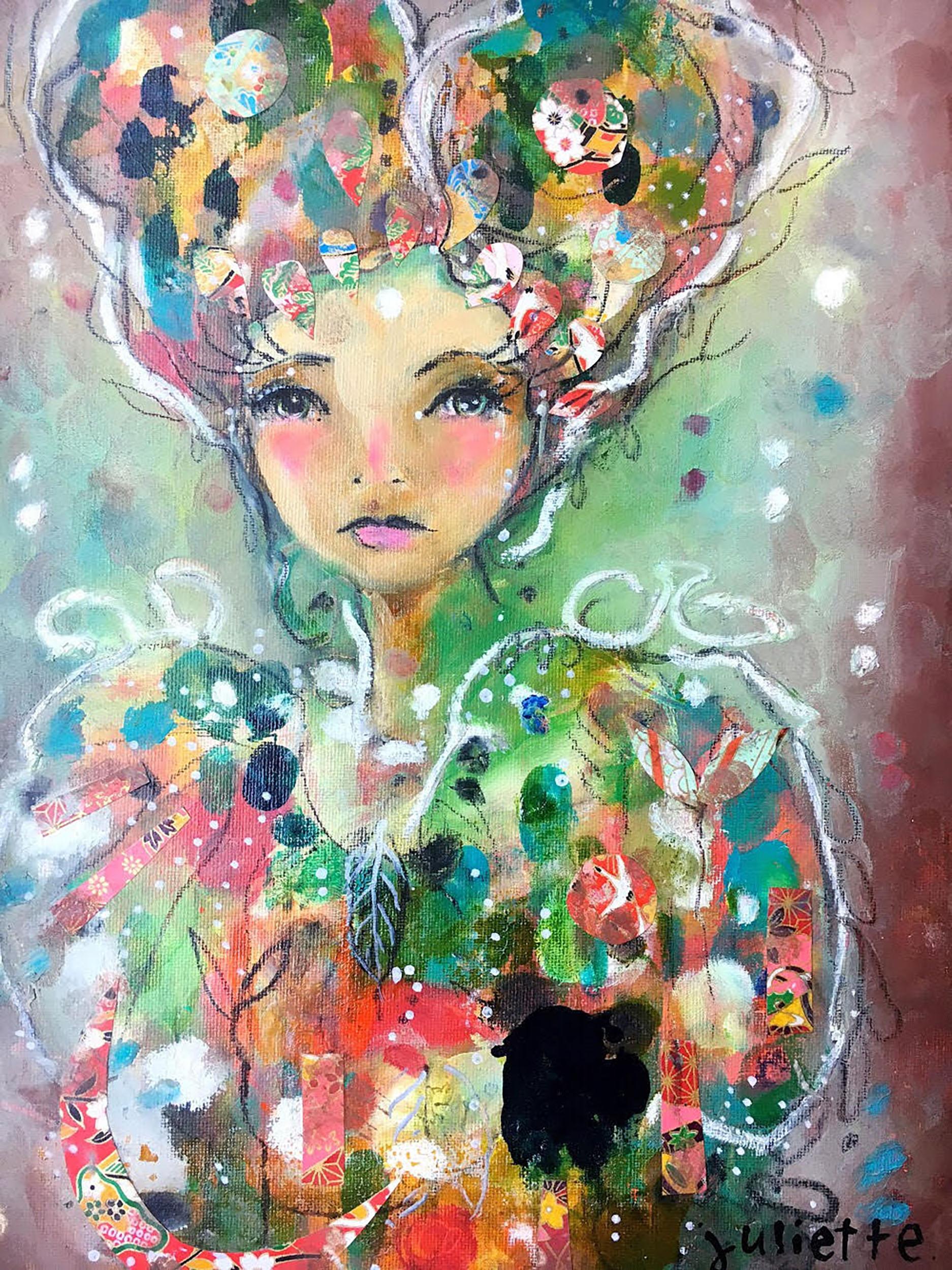 Sacred Alone by Juliette Crane
