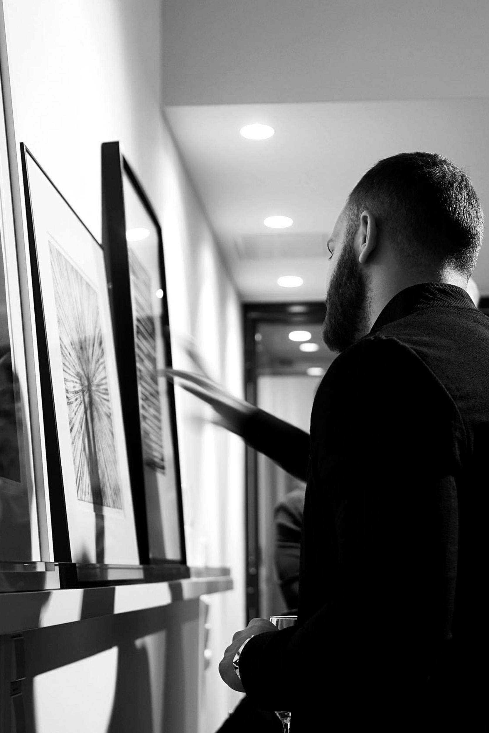 Browsing for art