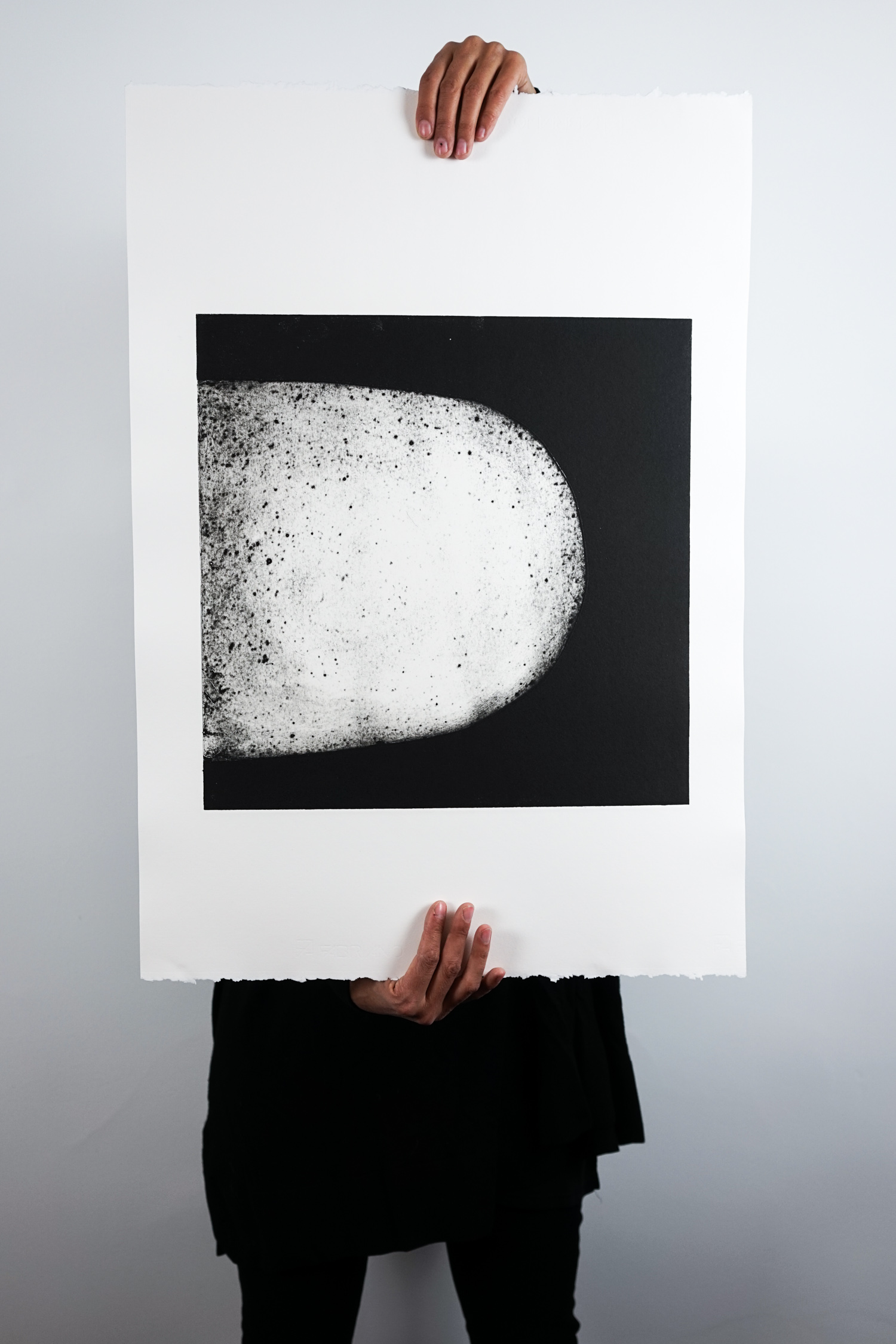 Copy of Collagraph Printing - Body Parts for Sale - 05 Womb