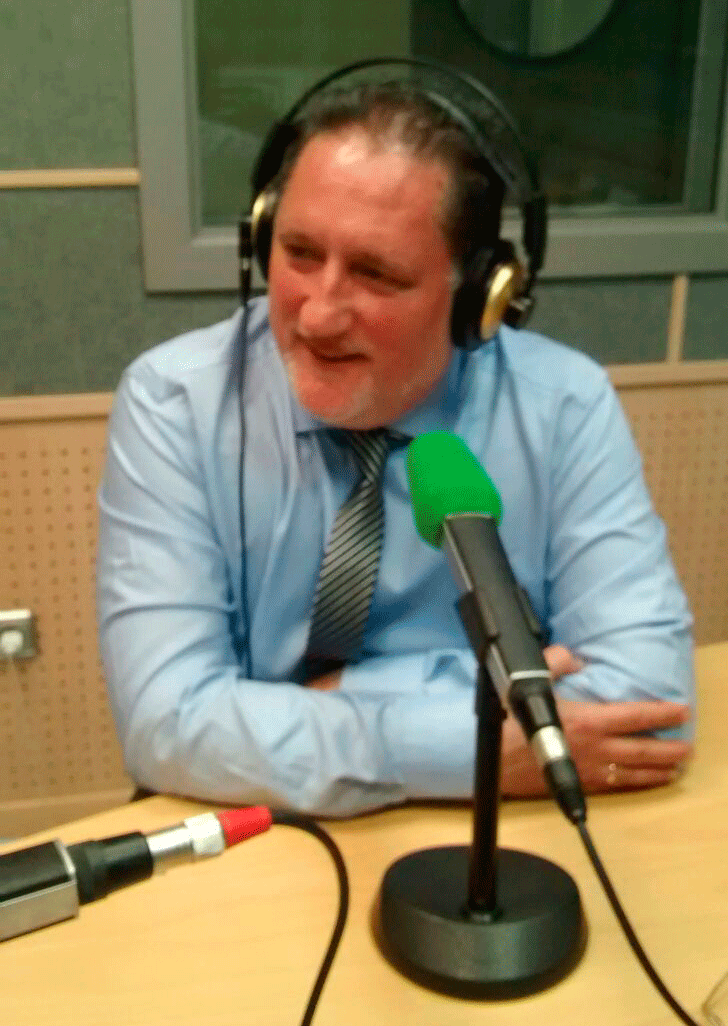 Juan Carlos Valverde - Presidente Asociación STOP Impuesto Sucesiones.