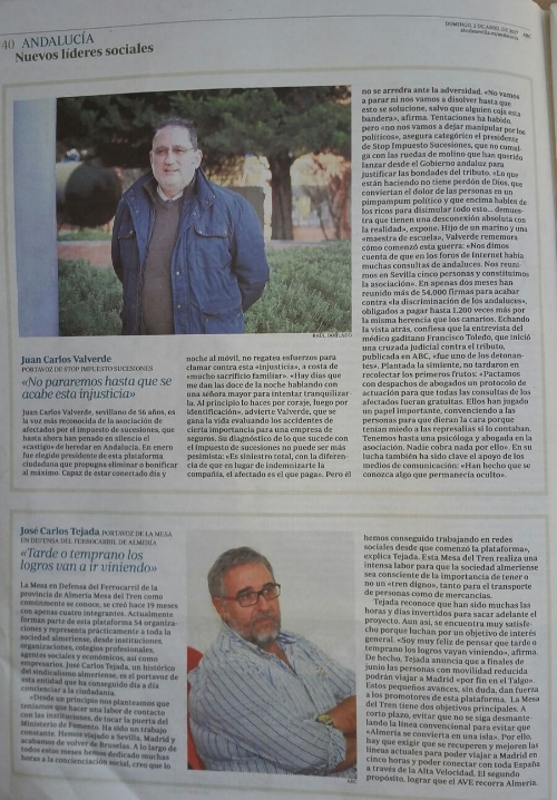Fuente: ABC de Sevilla . Más información