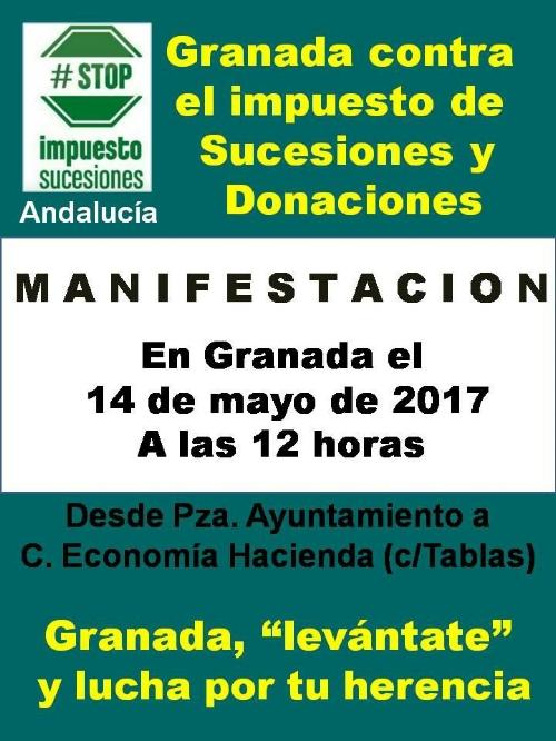 Desde plaza del Carmen (Ayuntamiento), Reyes Catolicos, Puerta Real, Calle Mesones, Plaza Trinidad, Calle Tablas.  (Consejeria de Economia y Hacienda).