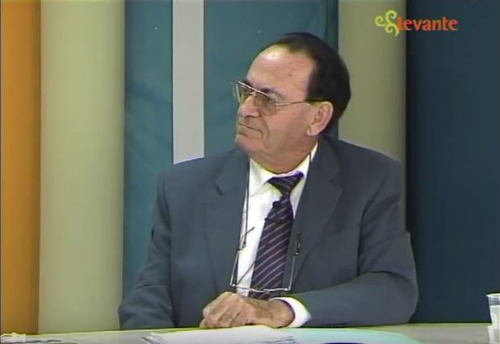 Martín Giménez - Libre y en Directo. Levante TV