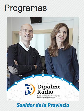Fuente: Dipalme Radio - Diputación de Almería