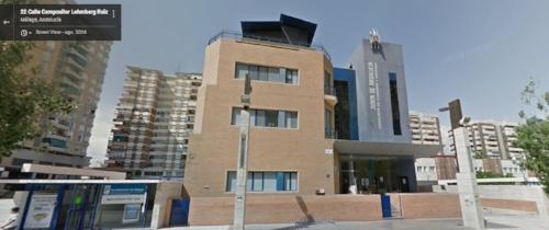 Consejería de Economía y Hacienda de Málaga