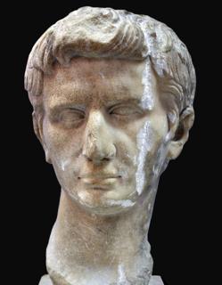 Busto del emperador Augusto