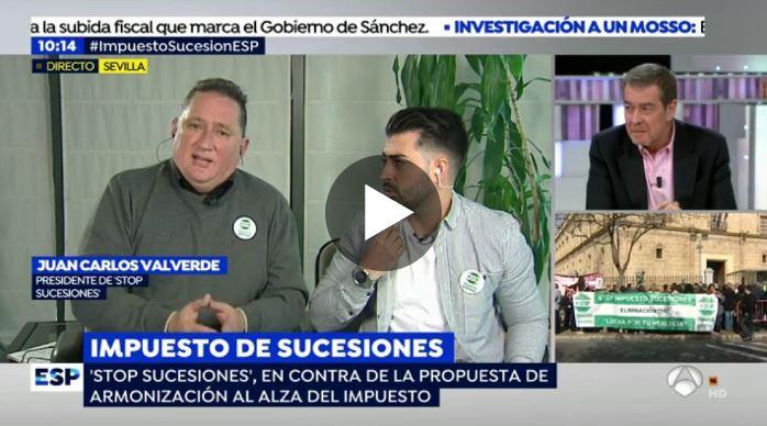 Fuente: Espejo Público. Antena 3