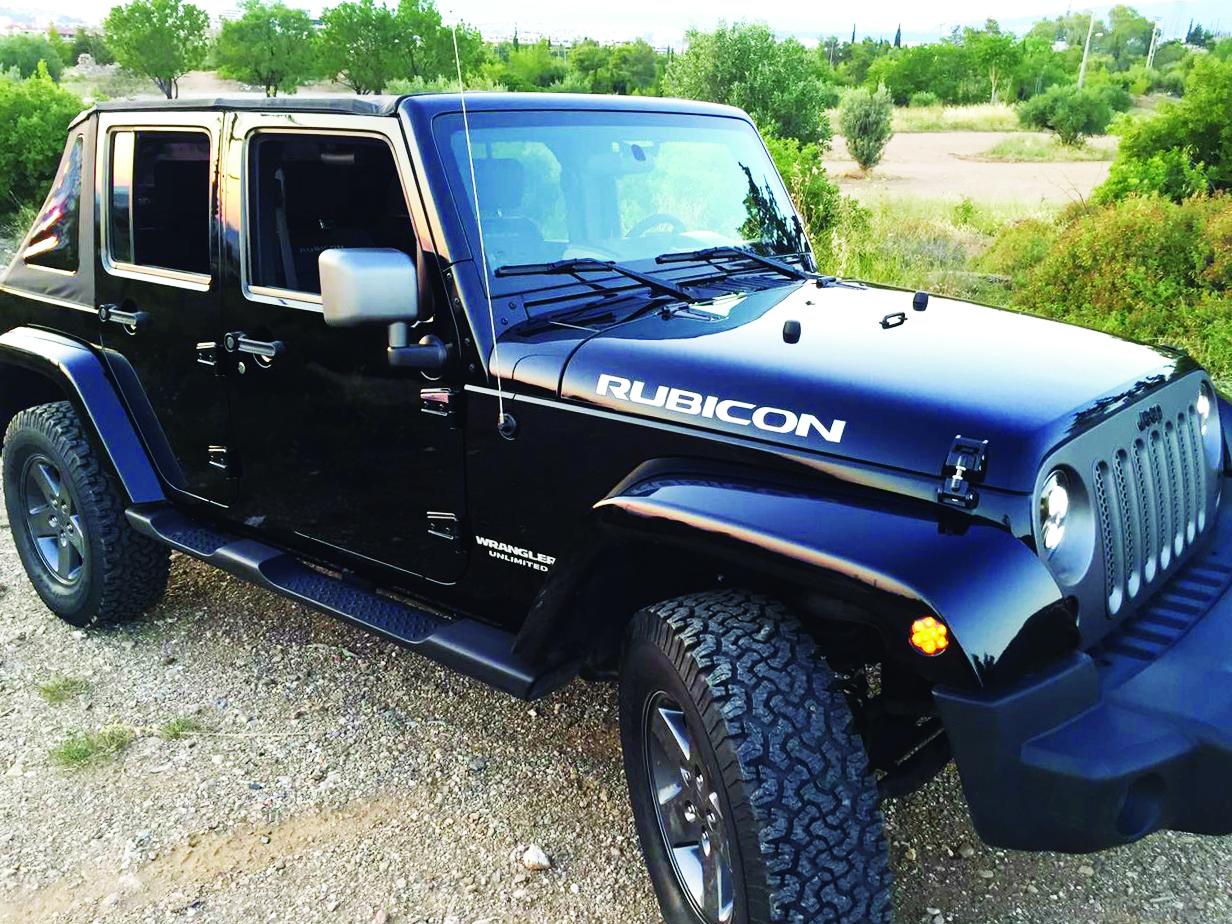 Jeep Wrangler Jk Rubicon 4door 3 8l Unique Rentals