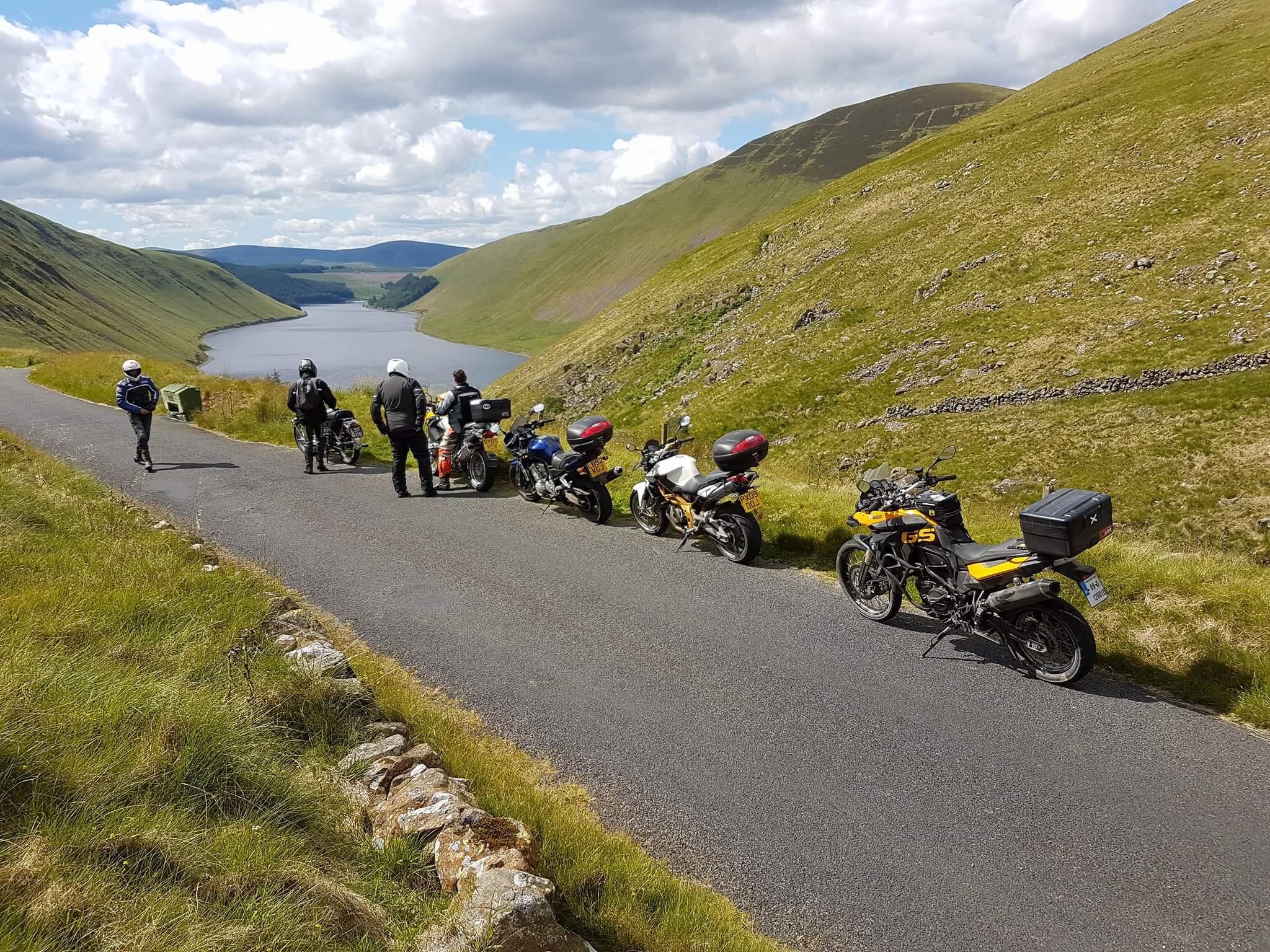 South Scotland Motorcycle Tour